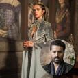 """Catarina (Bruna Marquezine) transa com Virgílio (Ricardo Pereira) em """"Deus Salve o Rei"""" para tentar engravidar"""