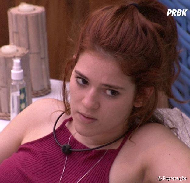 """No """"BBB18"""", Kaysar fala mal de Ana Clara"""