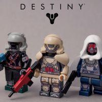 """Game """"Destiny"""" nem estreou ainda e já virou LEGO"""