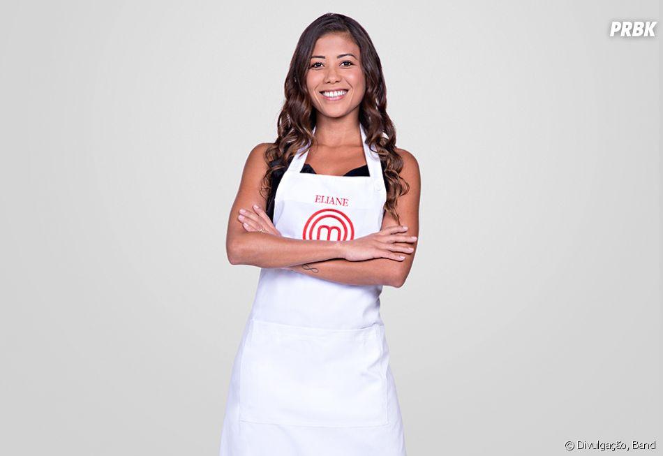 """Eliane é uma das participantes restantes na 5ª temporada do """"MasterChef Brasil"""""""