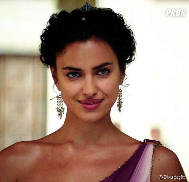 Irina Shayk vive a esposa do herói Hércules