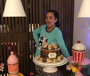 Veja como foi a festa do pijama de Mel Maia em comemoração ao seu aniversário de 14 anos!