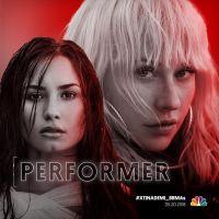 """Demi Lovato e Christina Aguilera anunciam dia do lançamento de """"Fall in Line"""", parceria das cantoras"""