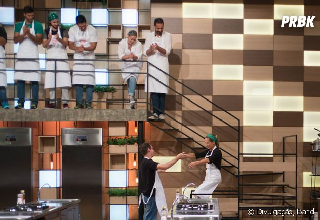 "Eliminado, Aristeu torce para Ritar chegar à final do ""MasterChef Brasil"""