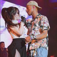 """Camila Cabello e Pharrell Williams se apresentarão com """"Sangria Wine"""" no Billboard Music Awards 2018"""