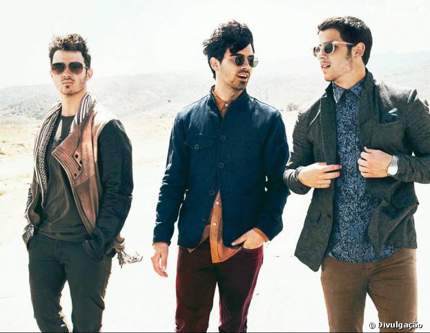 Jonas Brothers anuncia o fim do grupo!
