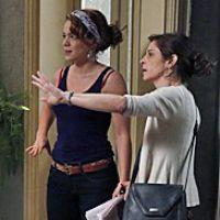 """Novela """"Império"""": Cora revela que Cristina é filha de José Alfredo para a mídia!"""