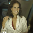 """Em """"Segundo Sol"""", Rosa (Letícia Colin) descobre que Valentim (Danilo Mesquita) é filho de Beto Falcão (Emilio Dantas) e fica super animada"""