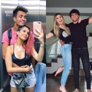 Nah Cardoso e Pelu ou Niina Secrets e Guilherme: qual casal é o mais fofo? Vote!