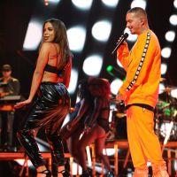 Anitta e Liam Payne se encontram no MTV MIAW Latino e cantor divulga show da carioca em Londres