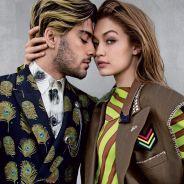 Zayn Malik se derrete por Gigi Hadid e fala sobre o relacionamento do casal