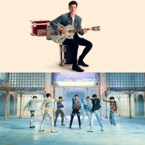 """Shawn Mendes e BTS vão lançar música juntos em breve: """"Vai acontecer"""""""