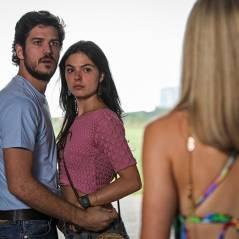 """""""Boogie Oogie"""": Vitória fica abalada ao flagrar Sandra e Rafael aos beijos"""