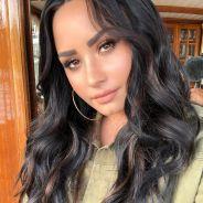 """Demi Lovato lança """"Sober"""", sua nova música de trabalho, e se desculpa por não estar mais sóbria!"""
