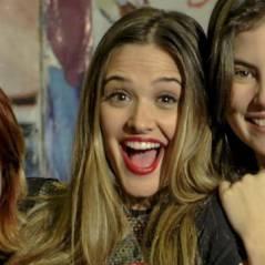 Juliana Paiva conta como foi reviver Fatinha e fala da amizade com Rodrigo Simas