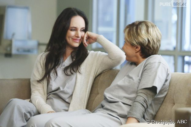 "Victoria (Madeleine Stowe) demonstra uma nova atitude, na season premiere de""Revenge"""