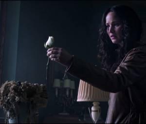 """Trailer também mostra uma pequena cena com Katniss (Jennifer Lawrence) em """"Jogos Vorazes - A Esperança"""""""