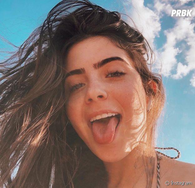 A youtuber Jade Picon estreou seu canal há um ano e já acumula mais de 1 milhão de inscritos