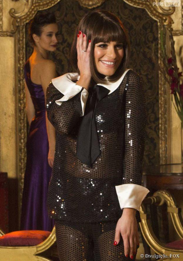 """A nova temporada de """"Glee"""" será a última e centrada em Rachel (Lea Michele)!"""