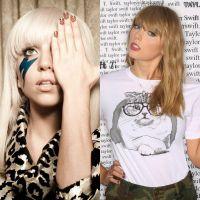 Taylor Swift e Lady Gaga em parceria? Cantoras compartilham o mesmo estúdio e fãs especulam