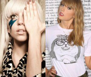 """Será que Gaga e Taylor estão preparando uma colaboração para o novo trabalho da intérprete de """"Bad Romance""""?"""