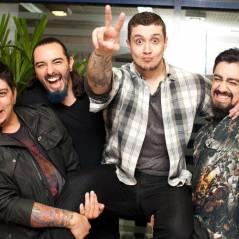 """Banda Malta comemora lançamento de CD e clipe no """"Encontro com Fátima Bernardes"""""""