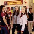 """Será que Mirela (Larissa Manoela) terá que se despedir dos amigos em""""As Aventuras de Poliana""""?"""