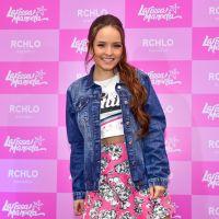 """Larissa Manoela começa a planejar sua festa de 18 anos: """"Maioridade chegando"""""""