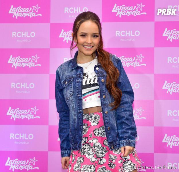 Larissa Manoela já planeja sua festa de aniversário de 18 anos