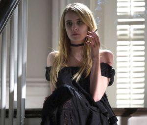 """Ela está de volta! Emma Roberts revive Madison Montgomery, de """"American Horror Story: Coven"""", na nova temporada da série, intitulada """"Apocalypse"""""""
