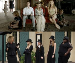 """""""Apocalypse"""": nova temporada de """"American Horror Story"""" terá crossover entre """"Murder House"""" e """"Coven"""""""