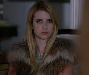 """Emma Roberts já está gravando """"American Horror Story: Apocalypse"""" como Madison Montgomery, sua personagem em """"Coven"""""""