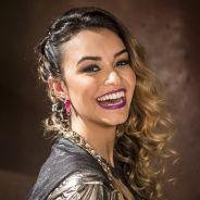 """Talita Younan estreia em """"O Tempo Não Para"""" contando com apoio dos fãs de """"Malhação"""": """"Público fiel"""""""