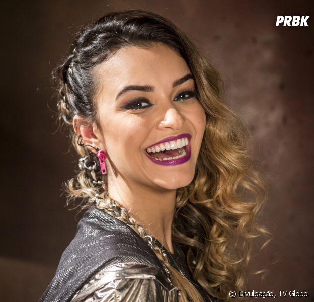 """Ex-""""Malhação"""", Talita Younan estreia como Vera Lúcia em """"O Tempo Não Para"""" neste sábado (04)"""