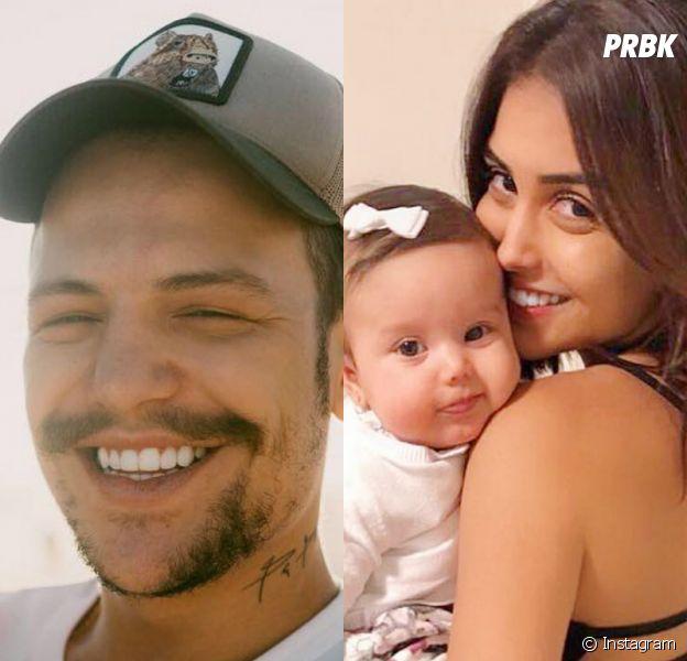 Letícia Almeida afirma que sofreu agressões e ofensas da família de Saulo