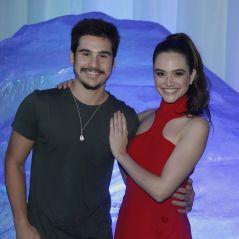 """Juliana Paiva reflete sobre namoro com Nicolas Prattes e afirma: """"Felizes e focados"""""""