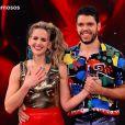 """Na """"Dança dos Famosos 2018"""", Mariana Ferrão está no 2º lugar do time feminino, com 57,2 pontos"""