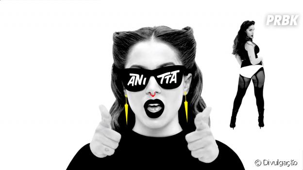 "Anitta em ""Bang"""