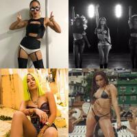 """De """"Show das Poderosas"""" a """"Medicina"""", relembre 10 looks icônicos da Anitta"""