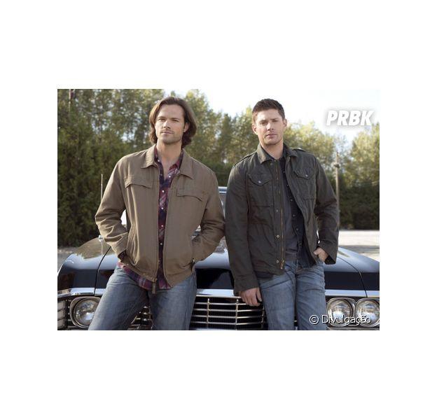 "Em ""Supernatural"", Sam (Jared Padalecki) e Dean (Jensen Ackles) vão interagir pouco na 14ª temporada!"