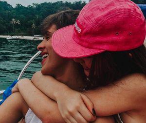 João Guilherme e Jade Picon assumiram namoro e os fãs estão pirando!