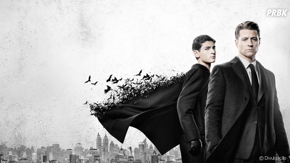 """Em """"Gotham"""", 5ª temporada terá Bruce Wayne (David Mazouz) como Batman e muito mais!"""