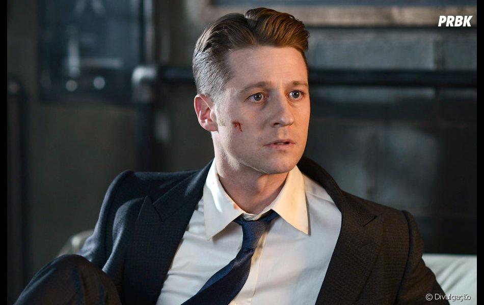 """Em """"Gotham"""", nem Jim Gordon (Ben McKenzie) conseguirá lidar com a confusão da cidade!"""