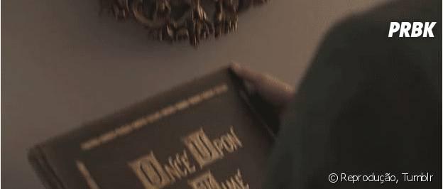 """O livro de histórias de """"Once Upon a Time"""""""