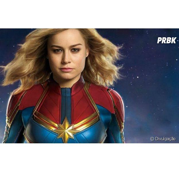 """Filme """"Capitã Marvel"""" ganha primeiro trailer oficial cheio de ação!"""