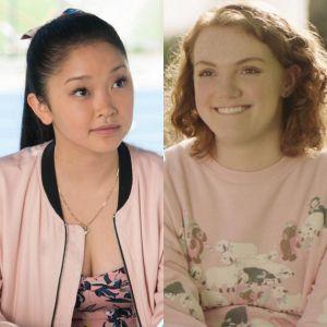 Você pode ter a vida de Lara Jean ou Sierra Burgess. Quem você escolheria?
