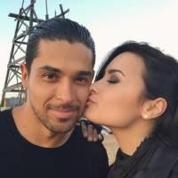 Demi Lovato aparece pela primeira vez após overdose que a deixou internada!