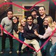 """Elenco de """"The Big Bang Theory"""" lamentou final da série na 12ª temporada"""
