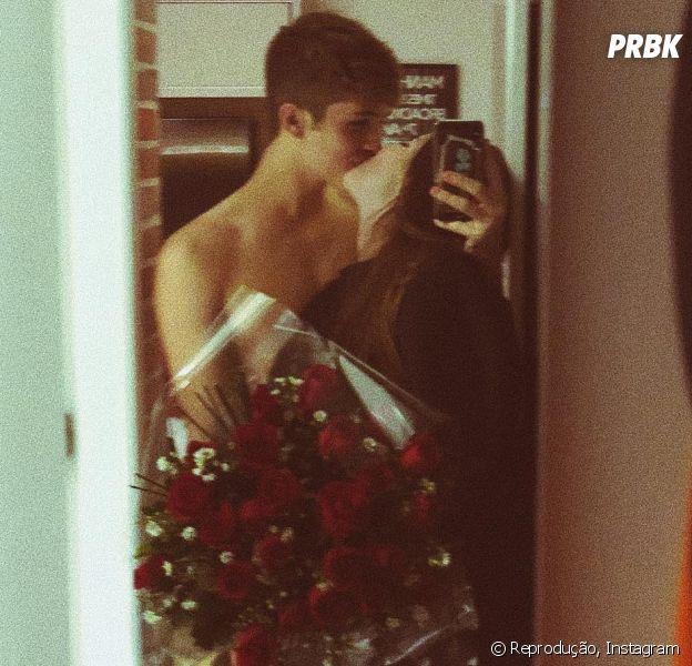 João Guilherme e Jade Picon vão a primeiro evento juntos como casal!