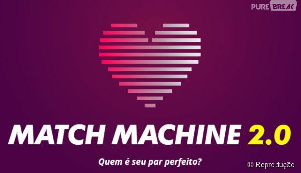 """""""Match Machine"""" conta quem combina com você no Facebook"""